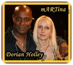 Dorian Holley Martina Kainz